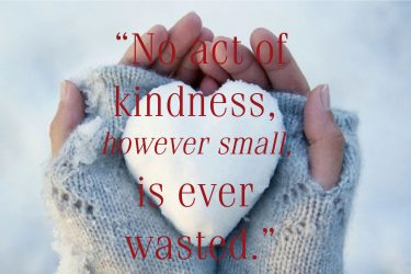Random Acts of Kindness for our Indian Land Friends and Neighbors