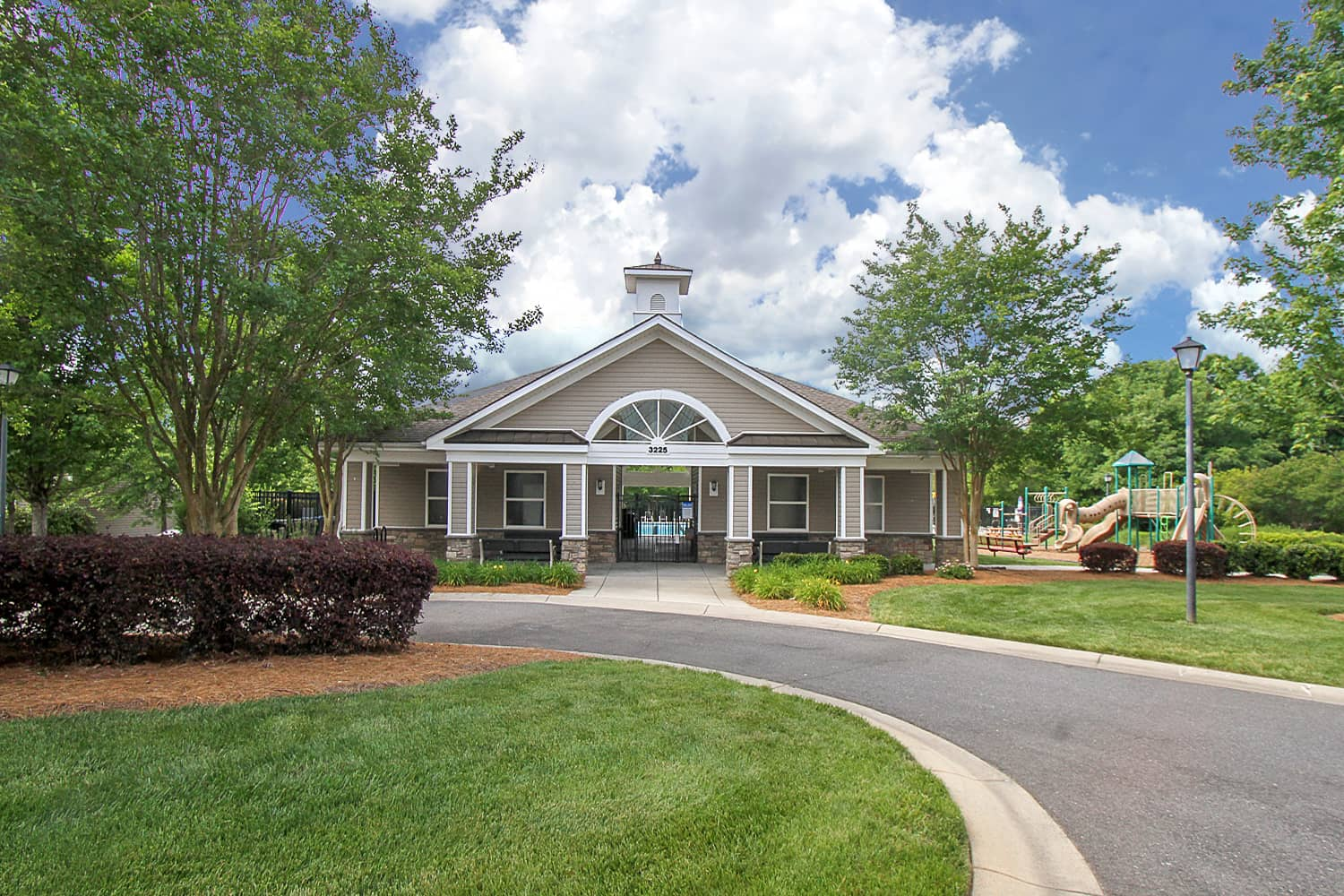 Belair Clubhouse - Active Adult Community Homes For Sale - Team Pogue Real Estate