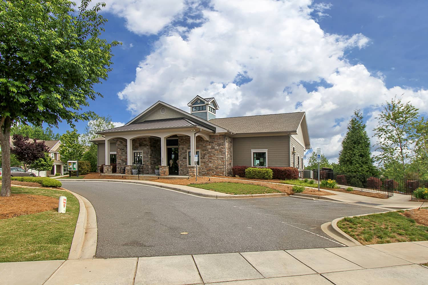 Carolina Reserve Clubhouse - Active Adult Community Homes For Sale - Team Pogue Real Estate