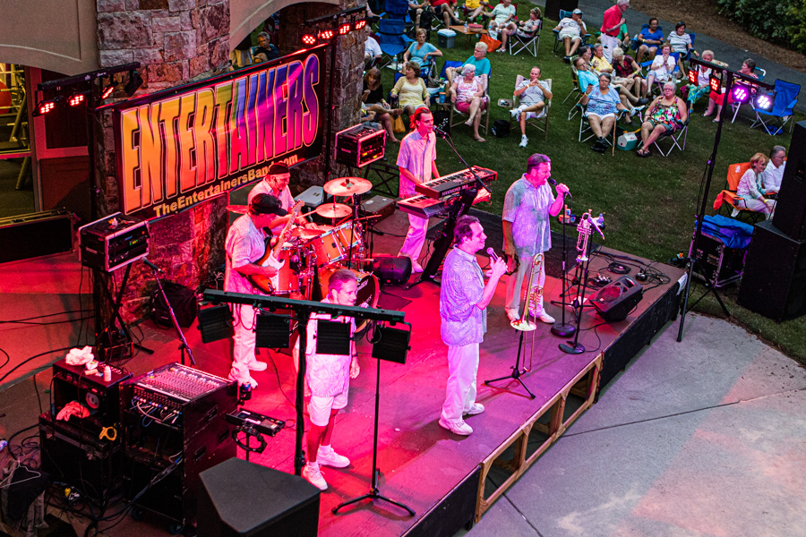 Concerts in the park - SCCL - Team Pogue Real Estate