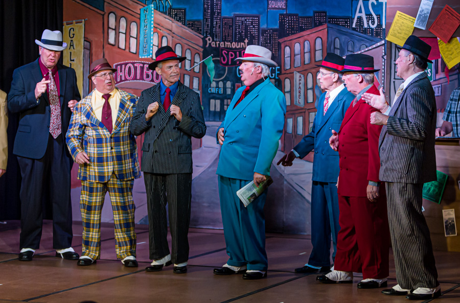 Guys and Dolls - Friday Performance