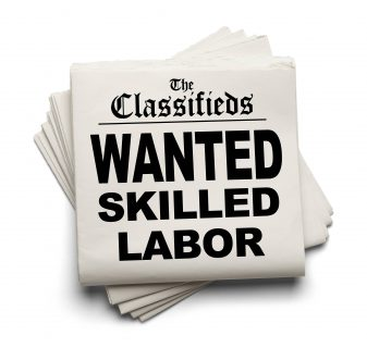 skilled labor shortage contributes to rising home prices
